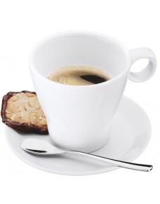 Taza espresso 10cl. con plato y cuchara