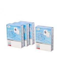 Pack 4 unidades descalcificador lavadoras y lavavajillas