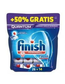 Finish Quantum (26+14 pastillas)