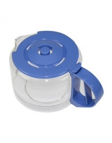 Jarra de vidrio Azul