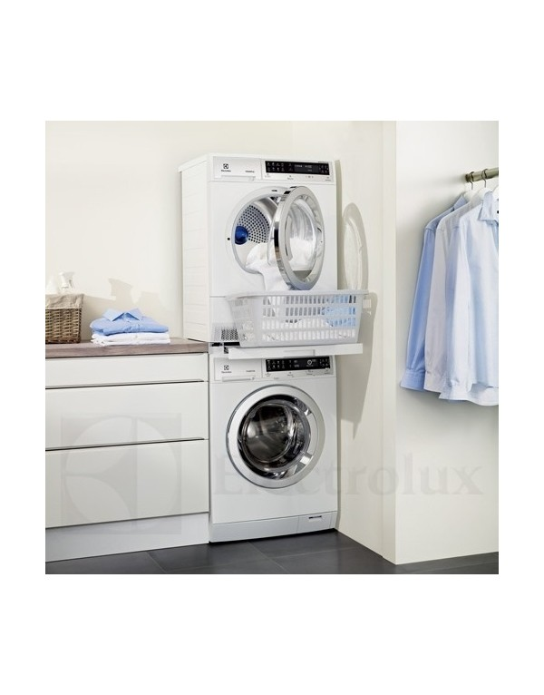 Kit de torre de secado - Secadora encima lavadora ...