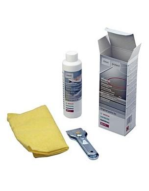 Set para la limpieza de vitroceramicas
