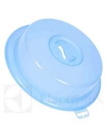 Cubierta anti salpicaduras para microondas