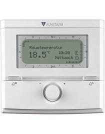 Termostato y programador digital semanal y diario sonda exterior Junkers FW200