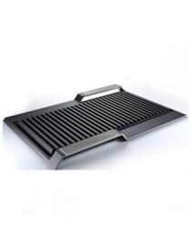Plancha de grill, estriada para flexInducción