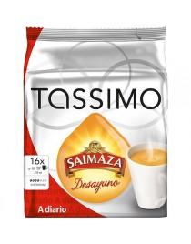 Café Saimaza Desayuno